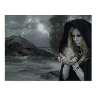 Vampire & Witchcraft Postcard