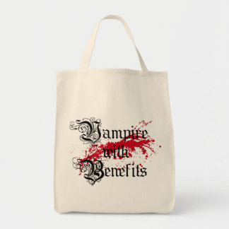 Vampire with Benefits Bags