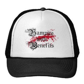 Vampire with Benefits Hat