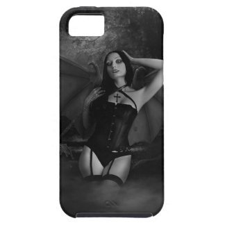 Vampire woman  iPhone 5/5S Case