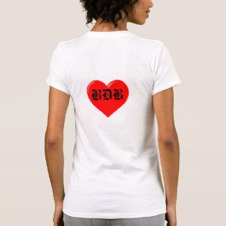 Vampire - Wrath Loves Beth - B D B Fans T Shirt