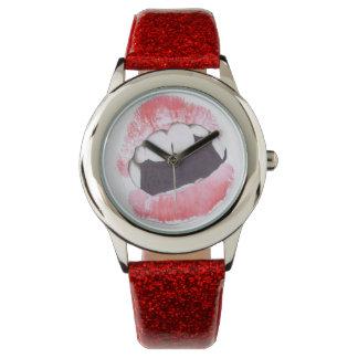 Vampire Wristwatch