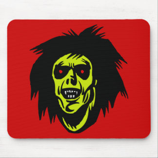 vampire zombie mouse pads