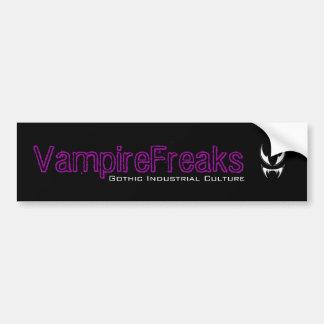 Vampirefreaks Bumper Sticker