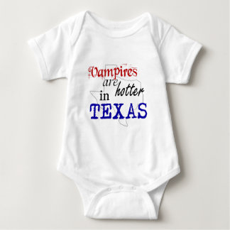 Vampires Are Hotter In Texas Shirt