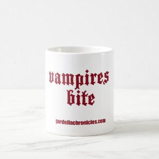Vampires Bite! Mugs
