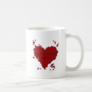 vampires bite coffee mugs