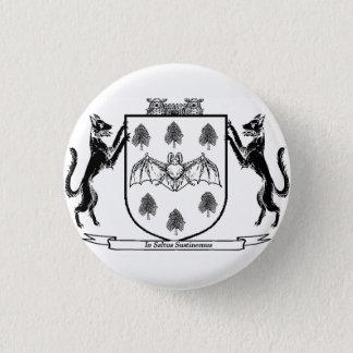 Vampire's Coat of Arms pin badge