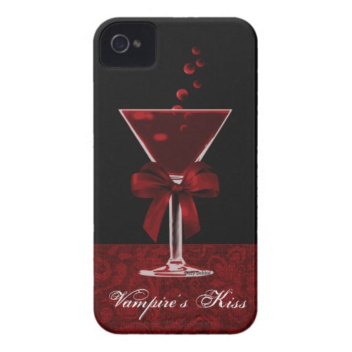 Vampire's Cocktail iPhone 4G Case iPhone 4 Cover
