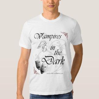 Vampires Do It in the Dark Shirt