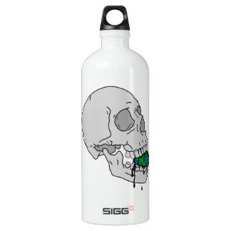 Vampire's Fate Aluminum Water Bottle