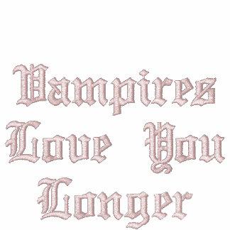 Vampires Love You Longer