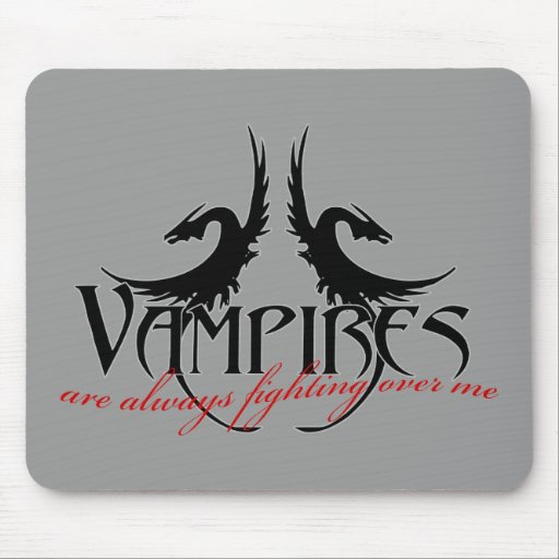 Vampires Mouse Pads