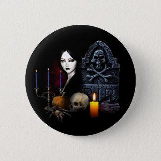 Vampires night button