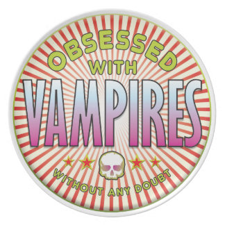 Vampires Obsessed R Plates