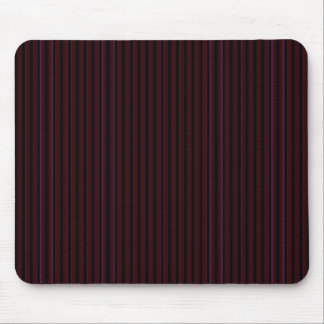 Vampire's Stripes Mouse Pad