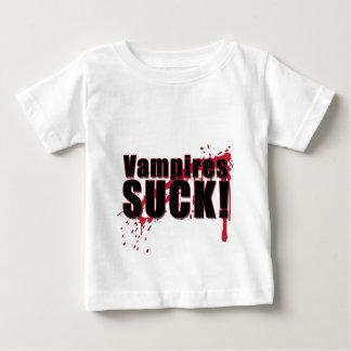 Vampires SUCK 2 Baby T-Shirt