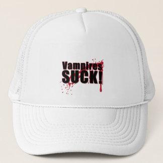 Vampires SUCK 2 Trucker Hat