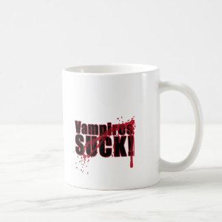 Vampires SUCK 3 Coffee Mug