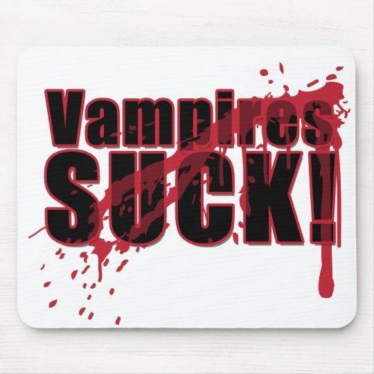 Vampires SUCK 3 Mouse Pad