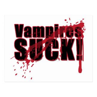 Vampires SUCK 3 Postcard