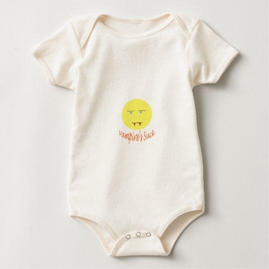 vampire's suck baby bodysuit