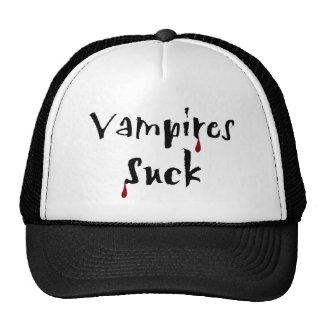Vampires Suck Hat