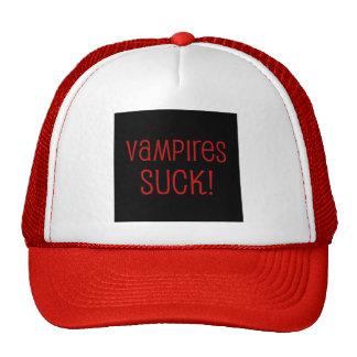 Vampires Suck! Hat
