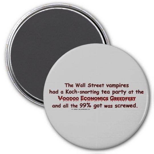 VampiresGreedfest3 Magnet