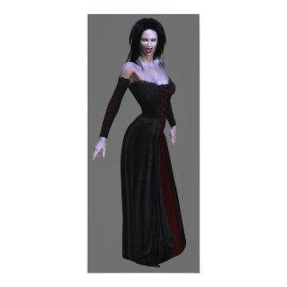Vampiress Invitation