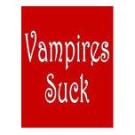 VampiresSuck-3 Postcard
