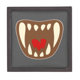 Vampirgebiss vampire fangs keepsake box