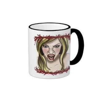 Vampiro 1 taza a dos colores