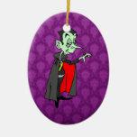 Vampiro Adornos De Navidad