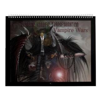 Vampiro Calander Calendarios