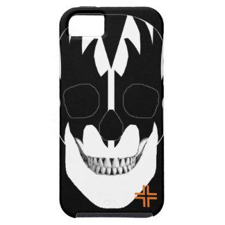 Vampiro de HANDSKULL - ambiente del caso de IPhone Funda Para iPhone 5 Tough