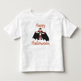 Vampiro del feliz Halloween Playera