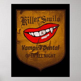 Vampiro dental impresiones