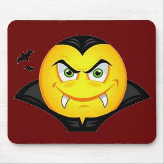 Vampiro Emoticom Mouse Pad
