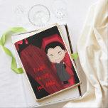 Vampiro en un ataúd