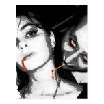Vampiro exclusivo… tarjetas postales