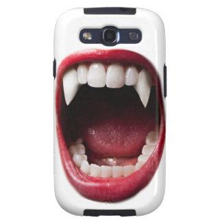 Vampiro Galaxy S3 Carcasa