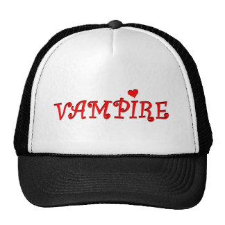 vampiro gorro