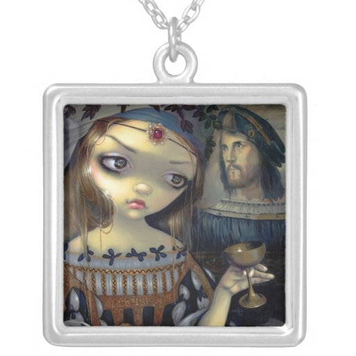 Vampiro gótico del COLLAR I Vampiri de Lucrezia Bo