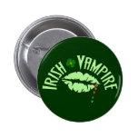 Vampiro irlandés pin