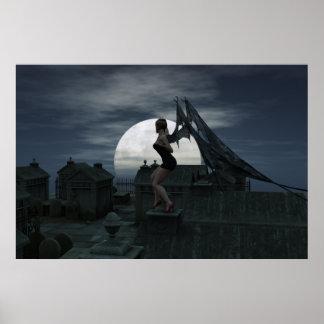 Vampiro: Levantamiento de la Luna Llena Póster