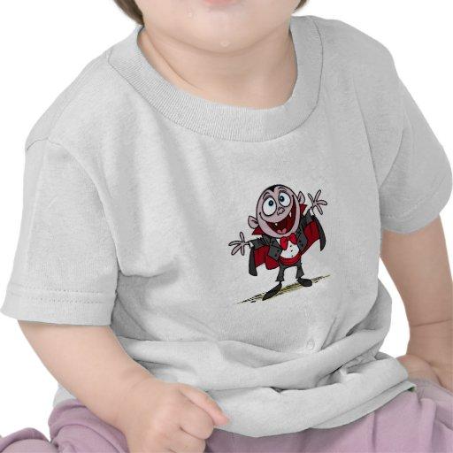 vampiro lindo camiseta