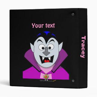 """Vampiro lindo Hallowen del dibujo animado Carpeta 1"""""""