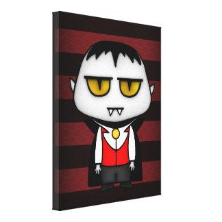 Vampiro menor impresiones en lona