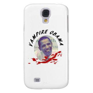 Vampiro Obama con la salpicadura de la sangre Funda Para Galaxy S4